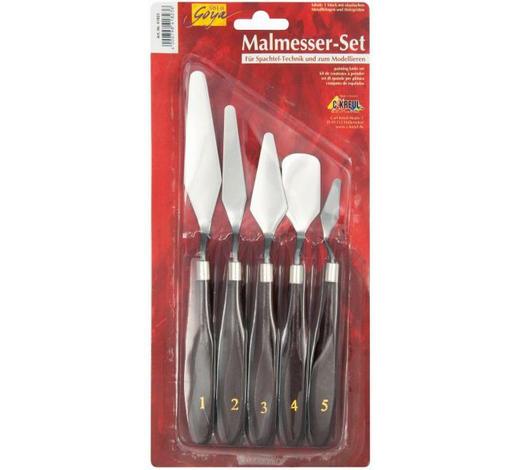 MALMESSERSET - Basics, Holz/Metall (13.5/28/12cm)
