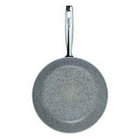 BRATPFANNE 28 cm - Graphitfarben, Basics, Metall (28cm) - Ballarini