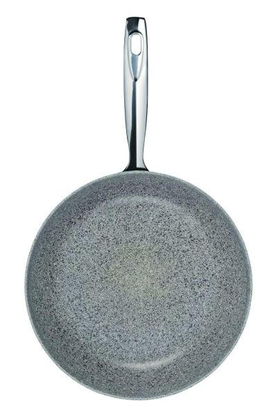 BRATPFANNE 24 cm - Graphitfarben, Basics, Metall (24cm) - Ballarini