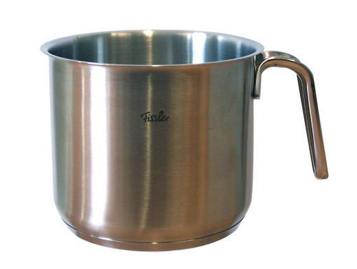 HRNEC NA MLÉKO - barvy stříbra, Lifestyle, kov (1,5l) - Fissler