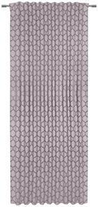 FERTIGVORHANG halbtransparent - Braun, Design, Textil (140/245cm) - Esposa