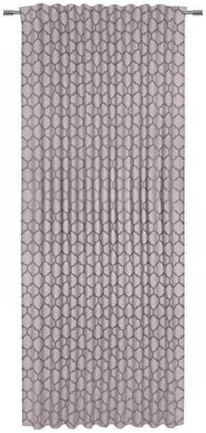 GARDINLÄNGD - brun, Design, textil (140/245cm) - Esposa