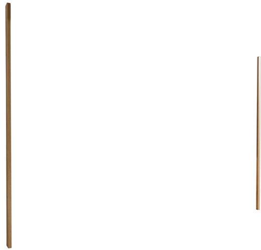PASSEPARTOUTRAHMEN 6/236/12 cm Eichefarben - Eichefarben, Design (6/236/12cm) - Carryhome