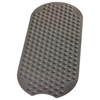 DUSCHEINLAGE Kunststoff  - Grau, Basics, Kunststoff (38/89cm)