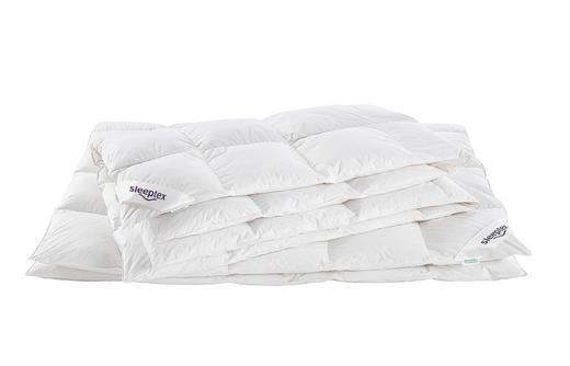SVALT TÄCKE - vit, Basics, textil (150/210cm) - SLEEPTEX