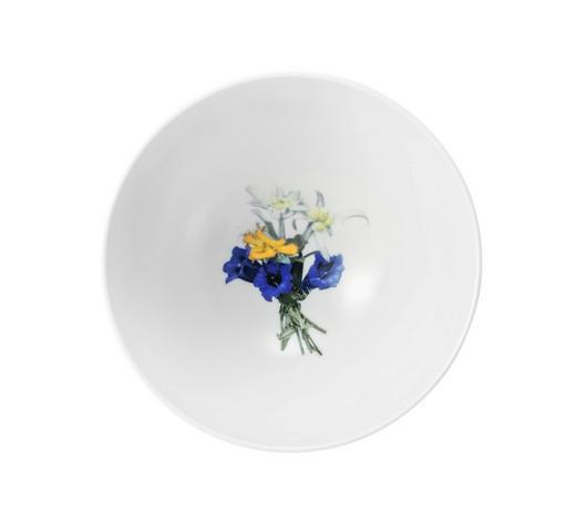 SCHÜSSEL  - Weiß, Basics, Keramik (15,5/7,5cm) - Seltmann Weiden
