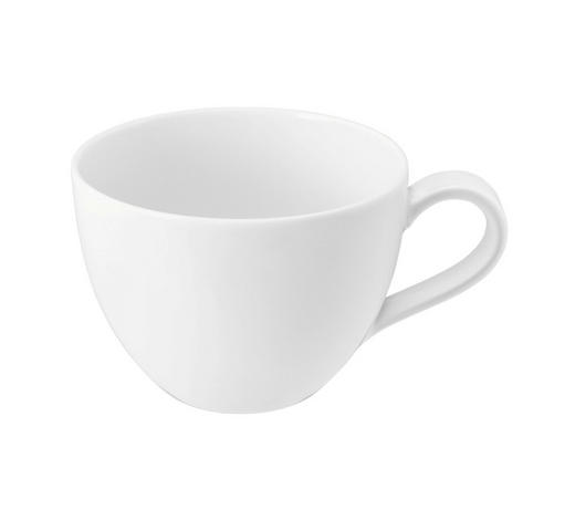 KAFFEETASSE - Weiß, Basics, Keramik (12/9,1/6,6cm) - Seltmann Weiden