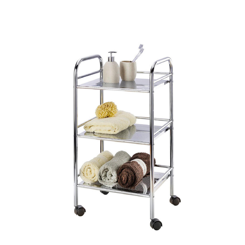 XORA ROLLCONTAINER Silber