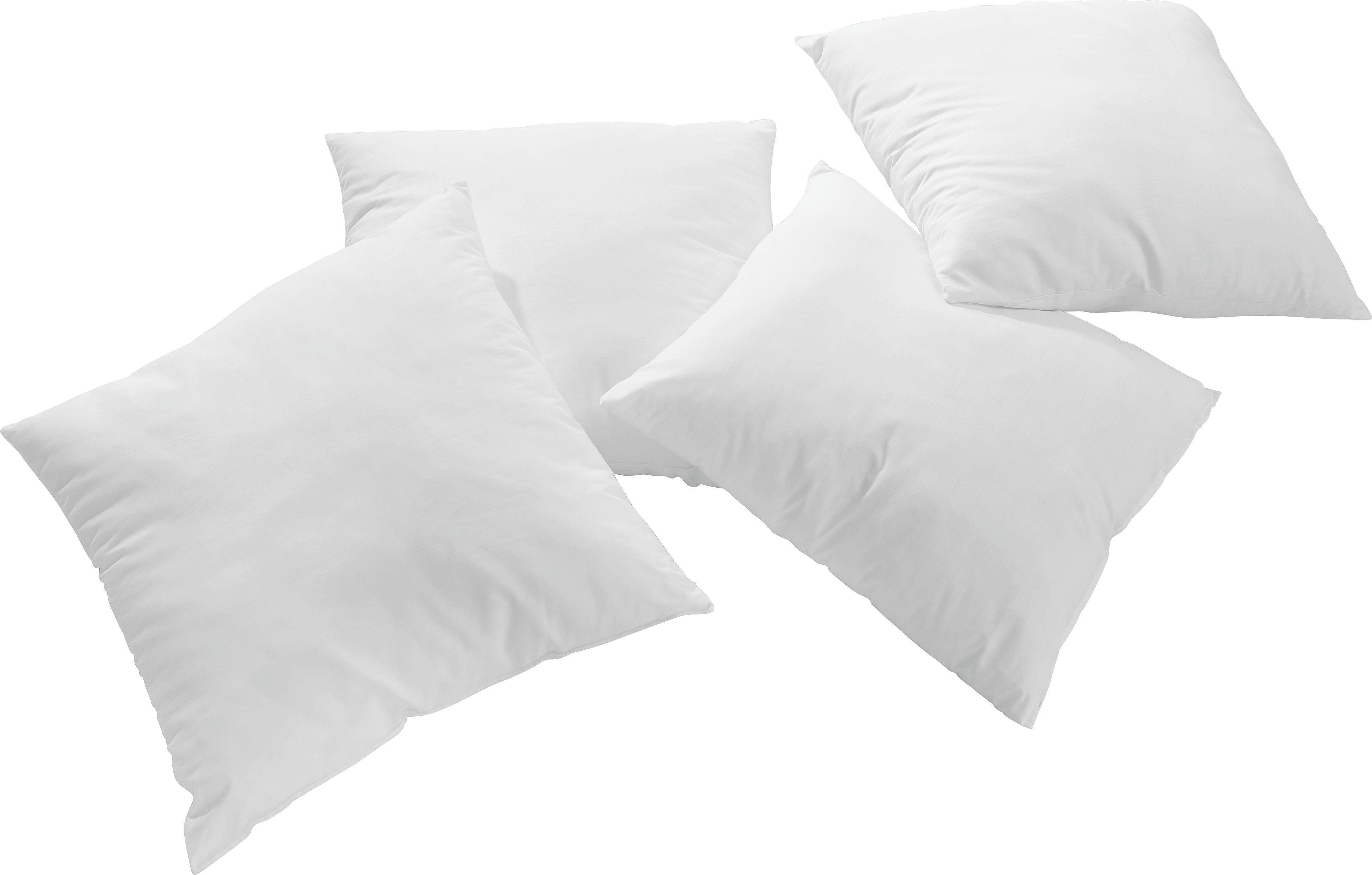 INNERKUDDE - vit, Basics, textil (45/45cm) - Boxxx
