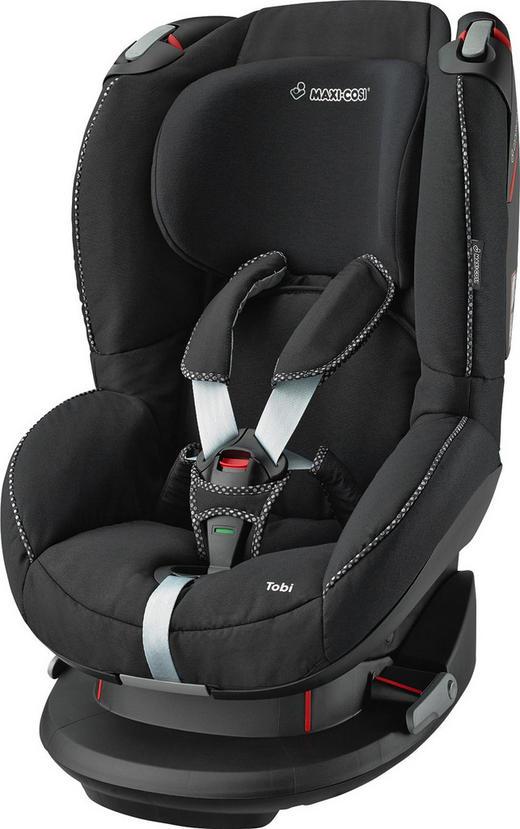 Kinderautositz Tobi - Schwarz, Basics, Kunststoff/Textil (45/73/64cm) - Maxi-Cosi