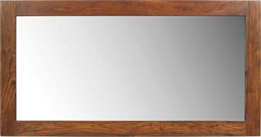 SPIEGEL 135/70/5 cm - Sheeshamfarben, LIFESTYLE, Holz (135/70/5cm) - Landscape