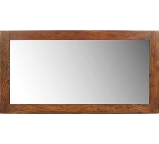 ZRCADLO, 135/70/5 cm,  - barvy sheesham, Lifestyle, dřevo (135/70/5cm) - Landscape