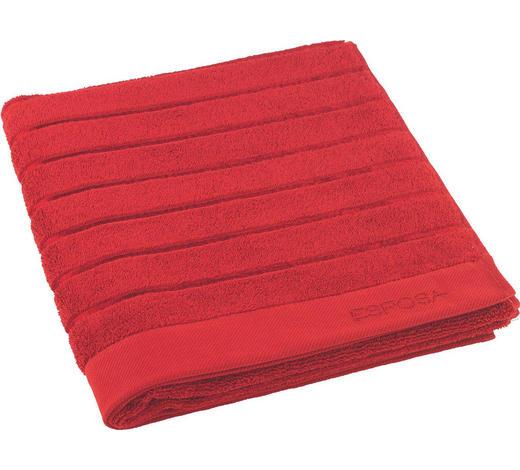OSUŠKA, 70/140 cm, červená - červená, Basics, textil (70/140cm) - Esposa