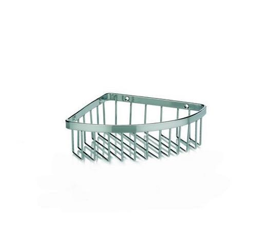 REGAL ZA TUŠ - boje oplemenjenog čelika, Konvencionalno, metal (19.5/5.5/14.5cm) - Kela