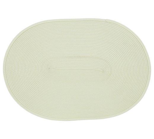 TISCHSET 30/45 cm Textil  - Creme, Basics, Textil (30/45cm) - Homeware