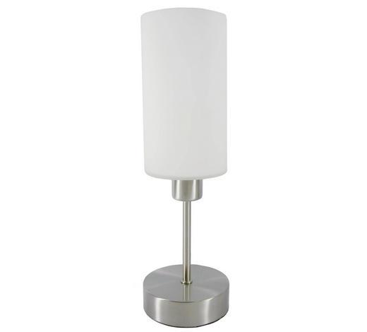 TISCHLEUCHTE - Design, Glas/Metall (9/33/9cm)