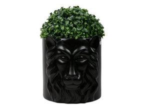 BLOMKRUKA - svart, Basics, keramik (25,8/22,6/21cm)