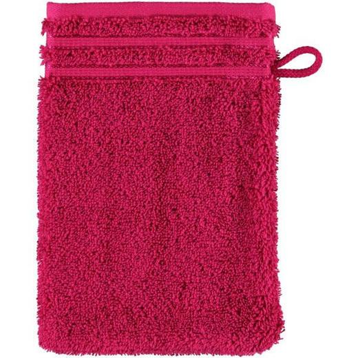 WASCHHANDSCHUH - Beere, Basics, Textil (16/22cm) - VOSSEN