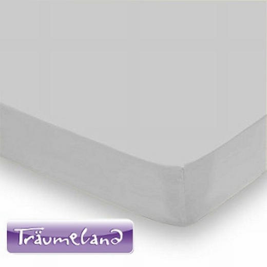 DJEČJA PLAHTA S GUMICOM - bijela, Basics, tekstil - Träumeland