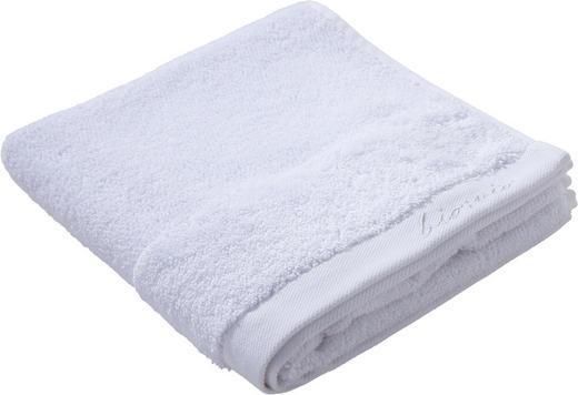 HANDTUCH - Weiß, Natur, Textil (50/100cm) - Bio:Vio