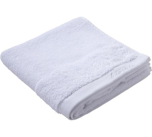 HANDTUCH 50/100 cm - Weiß, Natur, Textil (50/100cm) - Bio:Vio