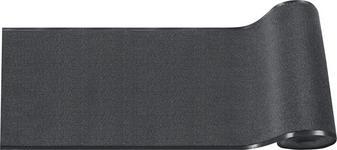 LÄUFER 90X300CM PER STÜCK per  Lfm - Anthrazit, Basics, Kunststoff/Textil (90/300cm) - Esposa