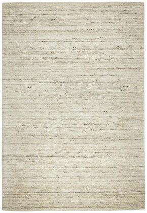 HANDVÄVD MATTA 160/230 cm - beige, Klassisk, textil (160/230cm) - Linea Natura