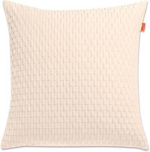 KISSENHÜLLE Creme 50/50 cm - Creme, Basics, Textil (50/50cm) - ESPRIT