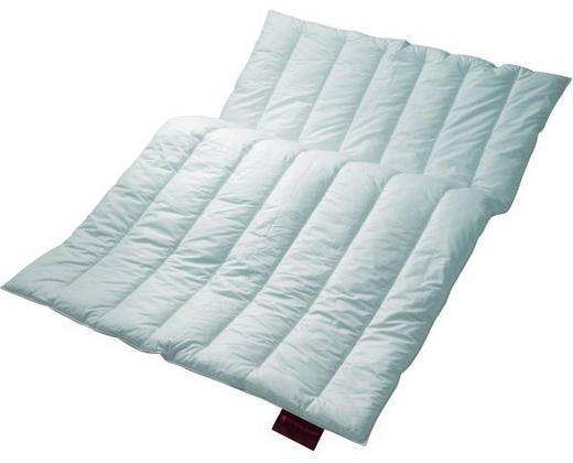 Ganzjahresbett Vital Plus   200/220 cm - Weiß, Basics, Textil (200/220cm) - Centa-Star
