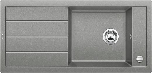 SPÜLE - Alufarben, Basics, Stein (100/48cm) - BLANCO