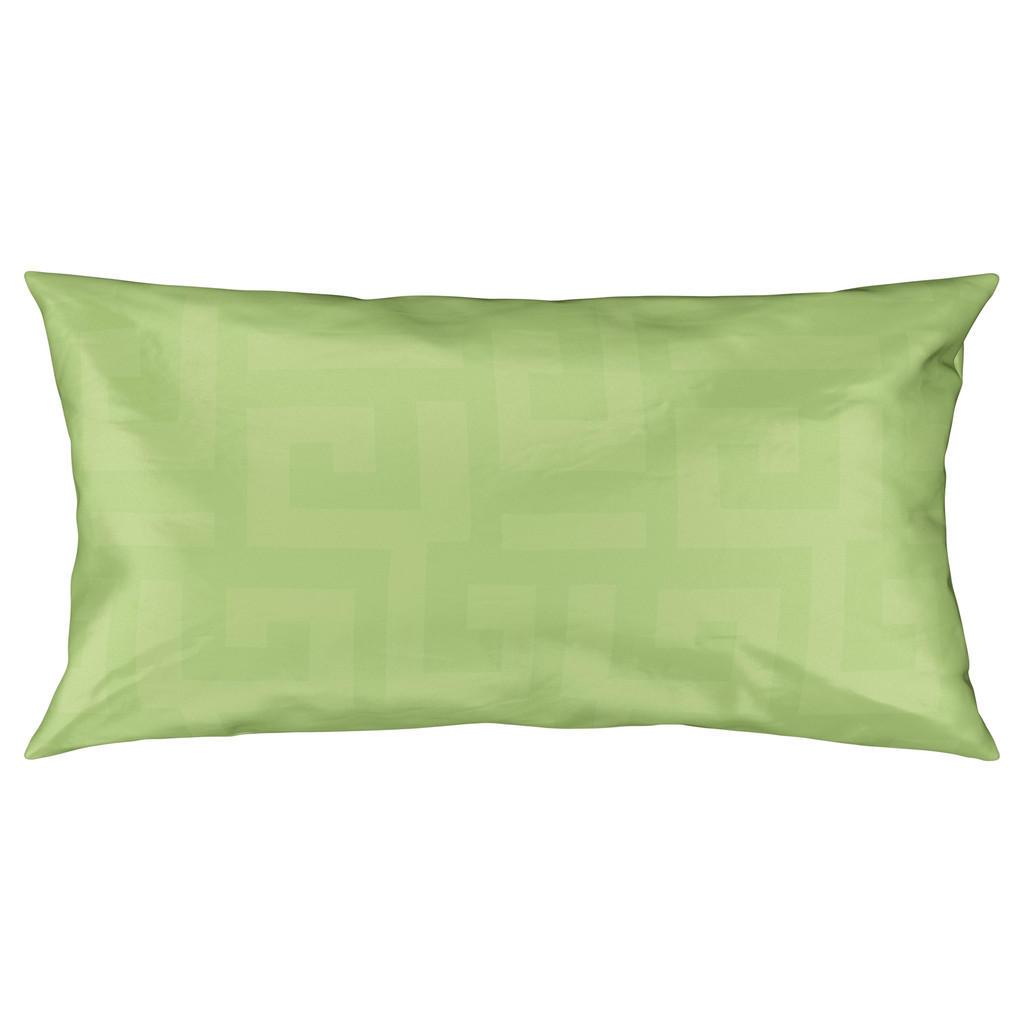 Bio:Vio Kissenhüllen-set grün 40/80 cm