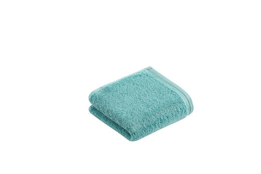 GÄSTETUCH 40/60 cm - Blau, Basics, Textil (40/60cm) - Vossen