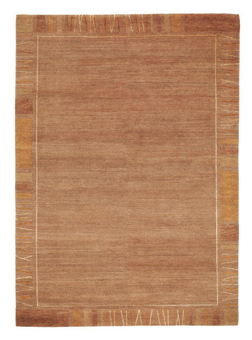 ORIENTTEPPICH  90/160 cm  Hellbraun - Hellbraun, Textil (90/160cm) - ESPOSA