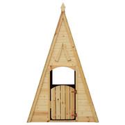 SPIELHAUS - Naturfarben, Basics, Holz/Kunststoff (112/115/185cm)