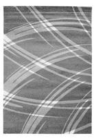 TKANI TEPIH - siva, Basics, tekstil/daljnji prirodni materijali (120/170cm) - Boxxx