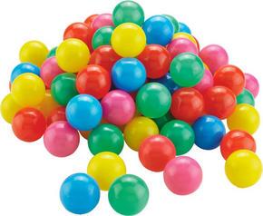 BOLLSET - multicolor, Basics, plast (5,5cm) - My Baby Lou