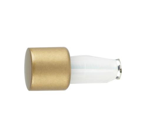 KONCOVKA - barvy zlata, Basics, kov (1.4/1.5cm) - Homeware