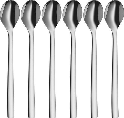 LÖFFELSET - Edelstahlfarben, Basics, Metall (19cm) - WMF