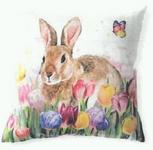 KISSENHÜLLE Multicolor 45/45 cm - Multicolor, Trend, Textil (45/45cm) - Esposa