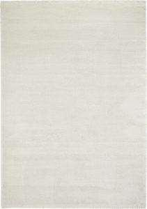 VÄVD MATTA 60/110 cm  - creme, Klassisk, textil (60/110cm) - Novel