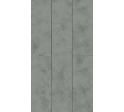 LAMINATBODEN Grau, Hellgrau  per  m² - Hellgrau/Grau, KONVENTIONELL, Holzwerkstoff (128,5/40/0,8cm) - Parador