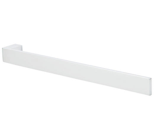 HANDTUCHHALTER 35/3/3,5 cm  - Alufarben, Basics, Metall (35/3/3,5cm) - Dieter Knoll