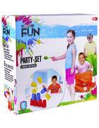 FUN PARTY-SET 30-TLG - Trend, Kunststoff