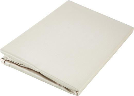 SPANNLEINTUCH - Beige, Basics, Textil (90/200cm) - Curt Bauer
