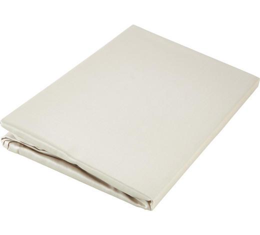 SPANNLEINTUCH 90/200 cm - Beige, Basics, Textil (90/200cm) - Curt Bauer