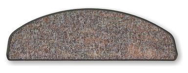 STUFENMATTE   Braun - Braun, Basics, Textil (65/23,5/3,5cm) - Esposa