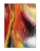 TKANI TEPIH - višebojno, Design, prirodni materijali (120/170cm)