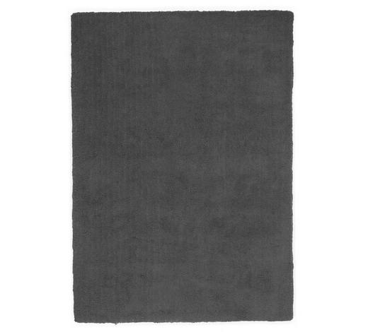 WEBTEPPICH  140/200 cm  Dunkelgrau - Dunkelgrau, Basics, Textil (140/200cm) - Novel