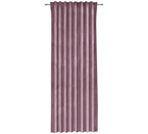 ZÁVĚS, neprůsvitné, 135/255 cm - růžová, Konvenční, textil (135/255cm) - Esposa
