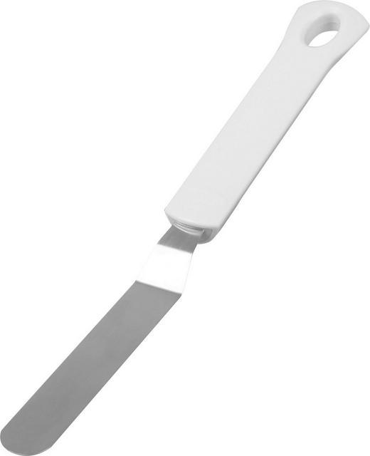 STREICHPALETTE - Weiß, Basics, Kunststoff (23/30/38cm) - Dr.Oetker